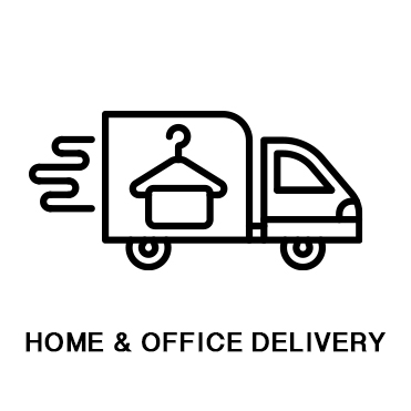 Home  and office delivery service Icon