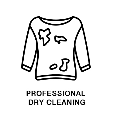 Profesional Dry Cleaning Service Icon