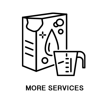 More services button