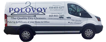 Polovoy Custom Cleaners Van picture